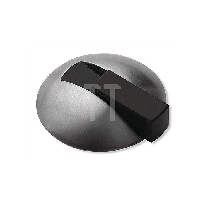 Bodentürpuffer 625XC Durchmesser 85mm Edelstahl spiegelpoliert
