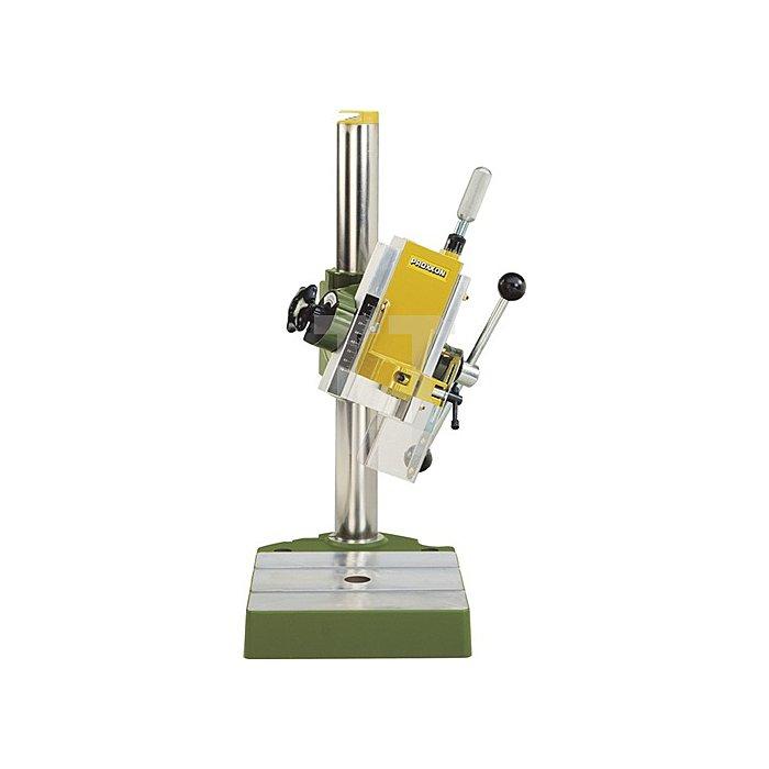 Bohr-/Fräswerk H.500mm Ausladung 140mm Hub65 PROXXON