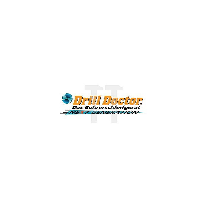 Bohrerschleifgerät Drill-Doctor XP Schleifbereich 2,5-13,0mm/Spitzenwinkel 118°