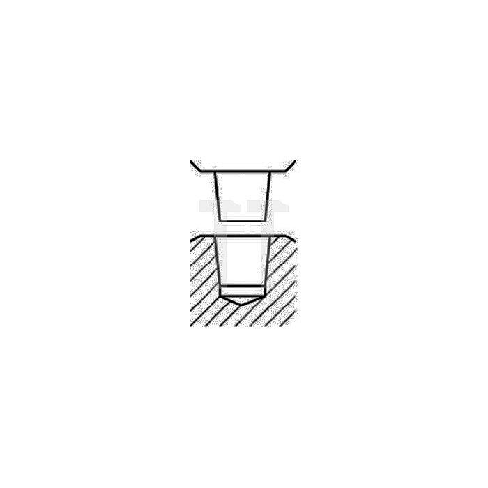 Bohrfutter Prima Spann-W.1,0-16mm B18 f.Rechtslauf
