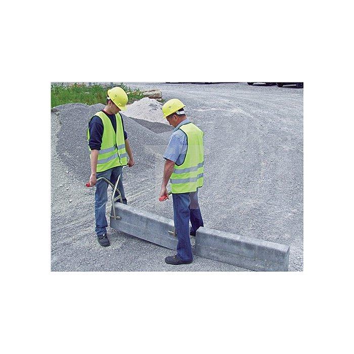 Bordsteinzange BZ Greifbereich 0-400mm Tragfähigkeit 150kg