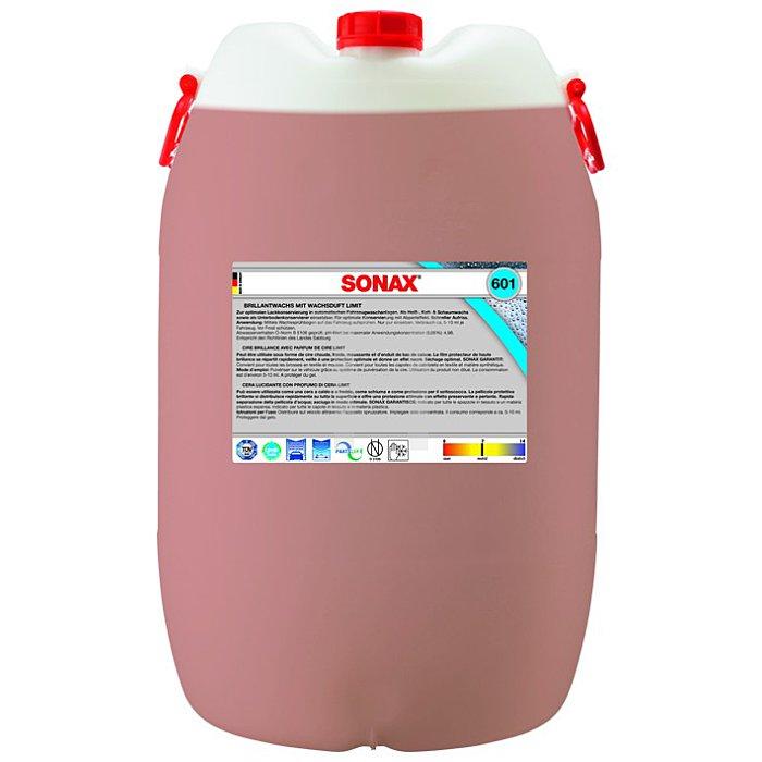 BrillantWachs mit Wachsduft 60 Liter