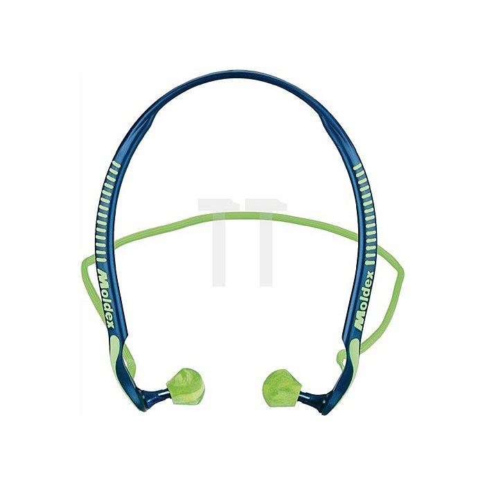 Bügelgehörschutz Jazz-Band 2-6700 EN352-2:2002 MOLDEX m.1 Paar Ersatzstöpsel