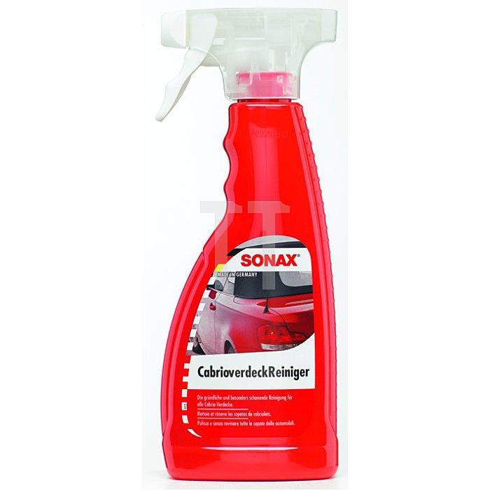 CabrioverdeckReiniger Auto Cabrio Verdeck Reinigung 500 ml