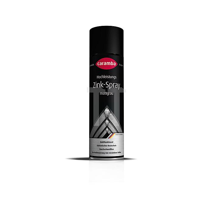 Caramba Zink-Spray mattgrau 500 ml 60388505