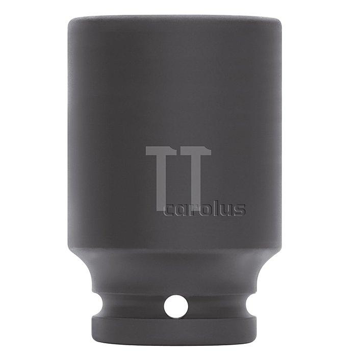 CAROLUS Schlagschraubereinsatz 3/4 20 mm, lang