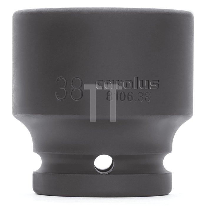 CAROLUS Schlagschraubereinsatz 3/4 35 mm