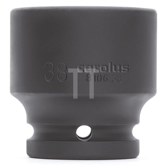 CAROLUS Schlagschraubereinsatz 3/4 36 mm