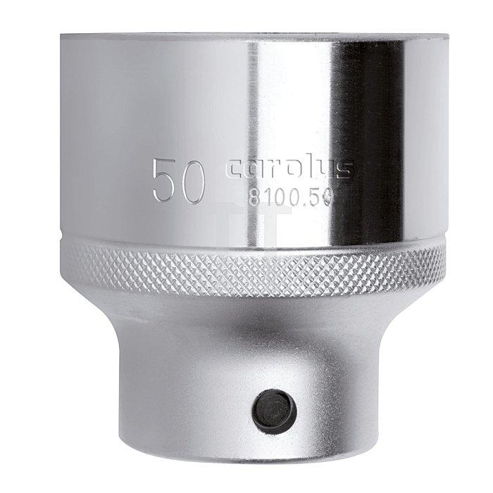 CAROLUS Steckschlüsseleinsatz 3/4 27 mm