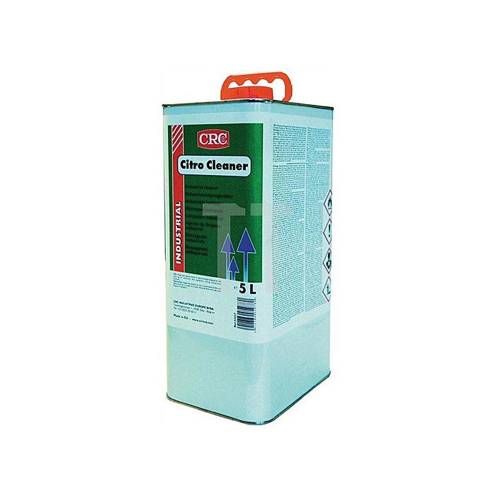 Citrusreiniger Citro Cleaner m. Orangenterpenen farblos/gelblich Kanister 5l