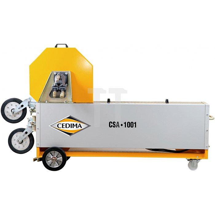 CSA-1001 Seilsägeautomat ohne Antrieb