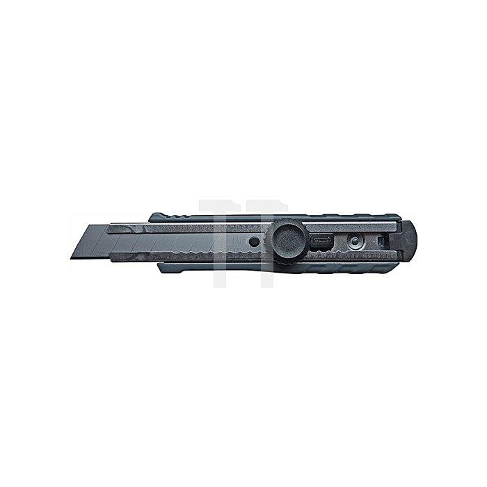 Cuttermesser FATMAX L.135mm B.9mm druckgegossenes Alu.-Gehäuse SB Stanley