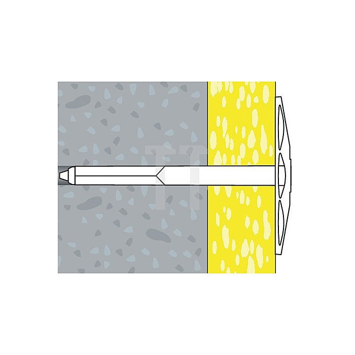 Daemmstoffhalter DSH M 30 apolo MEA