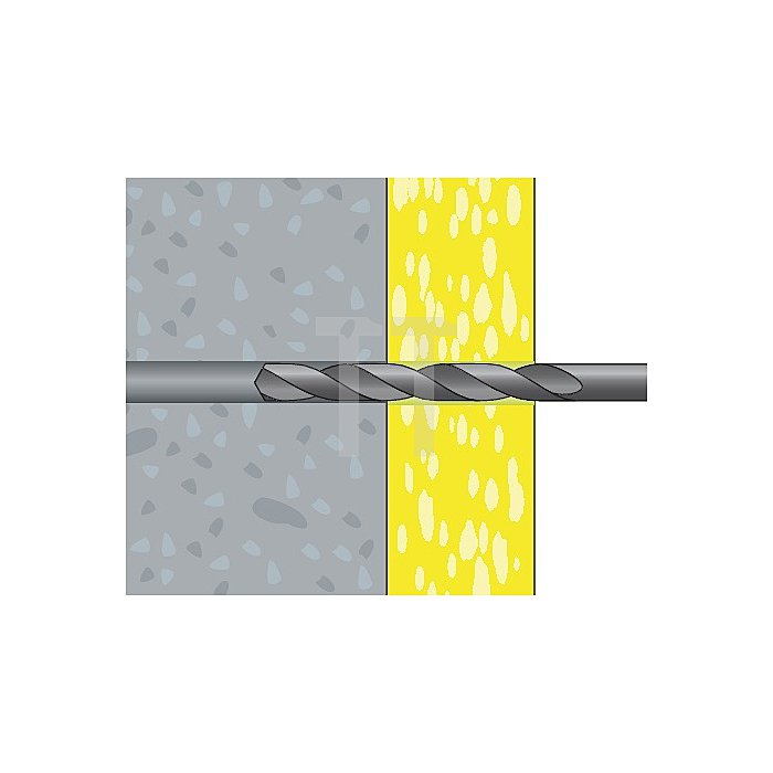 Dämmstoffhalter MetallDSH-M 10