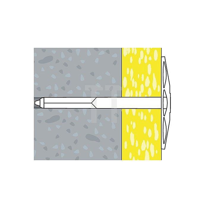Dämmstoffhalter MetallDSH-M 120