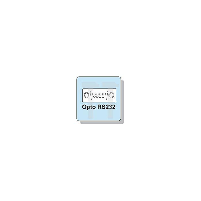 Datenkabel Opto RS232 f.Digitalmessgeräte L.2m