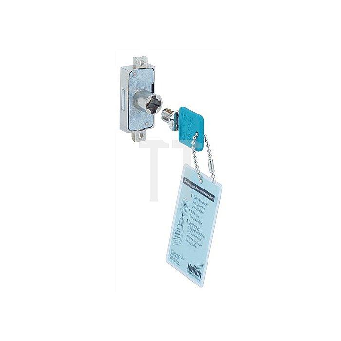 Demontageschlüssel System Prestige Z17 / 072509 Schließkreis 7000