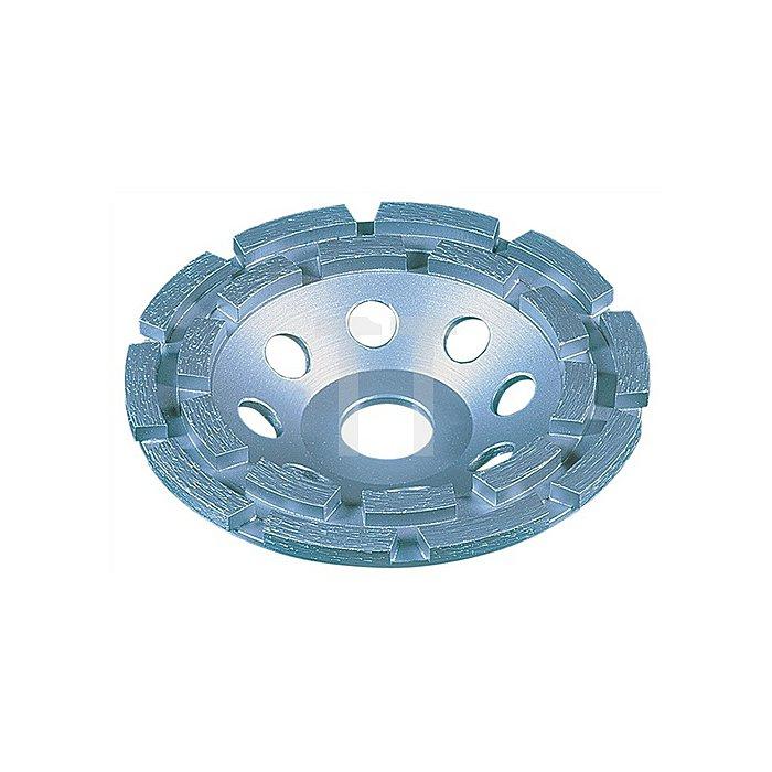 Diamantschleiftopf D.100mm 1fach f.Beton/Granit u.DIEWE Baustellenmat.