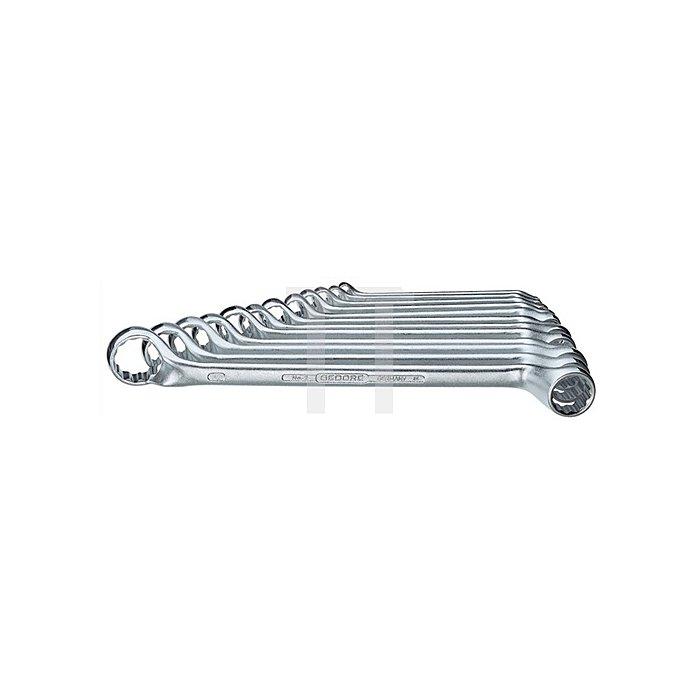 Doppelringschlüssel-Satz 12-tlg 6-34mm