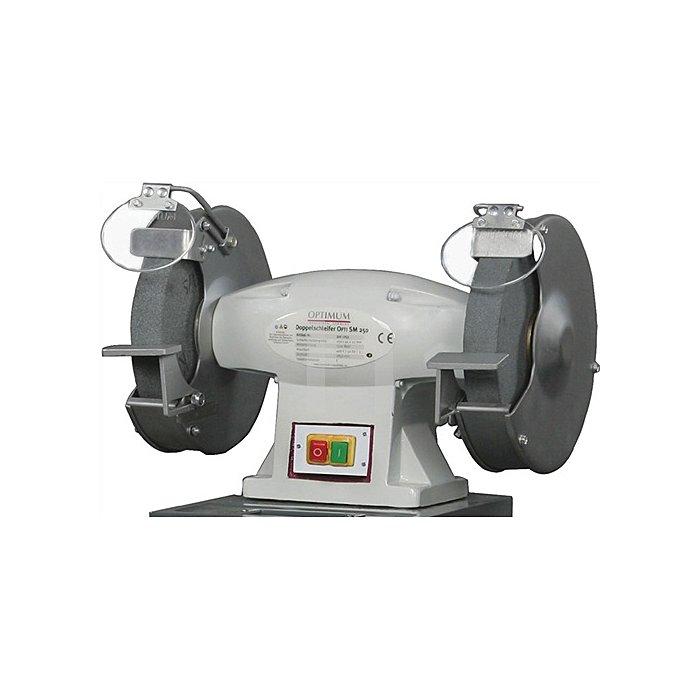 Doppelschleifmaschine SM 200 600W/2850min-1/200x30x32mm/230V