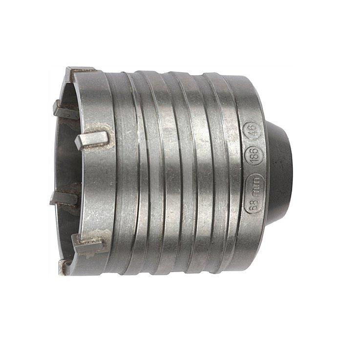Dosensenker D.80,0mm ArbeitsL.50,0mm Gesamt.L.120,0mm m. M16-Aufnahme