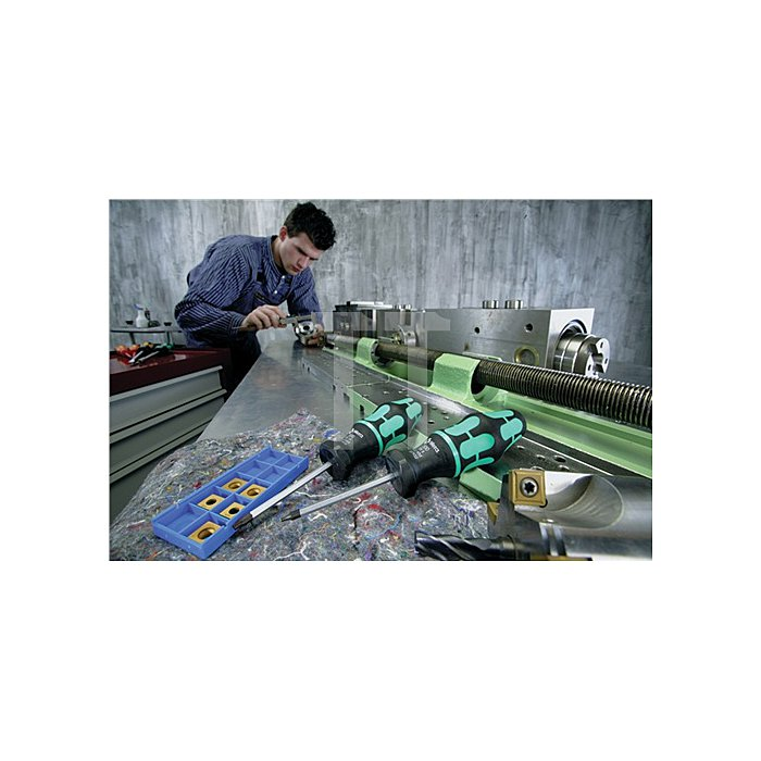 Drehmomentschraubendreher 10IP 2,0Nm fest eingestellt Klingen-L.105mm Gesamt-L.1