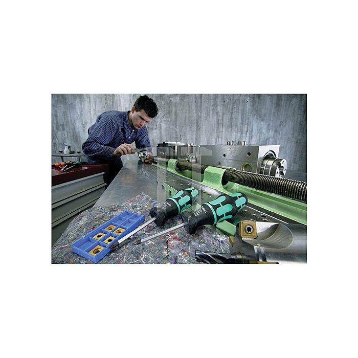 Drehmomentschraubendreher 7IP 0,9Nm fest eingestellt Klingen-L.105mm Gesamt-L.17
