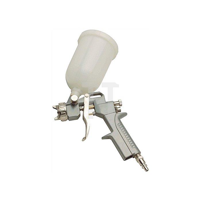 Druckluft-Farbspritzpistole Düse 1,5mm/Kunststoff-Fließbecher