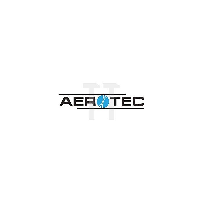 Druckluft-Meißelhammer-Set/ Schlagzahl 3200 min-1/ 5 Meißel 175mm