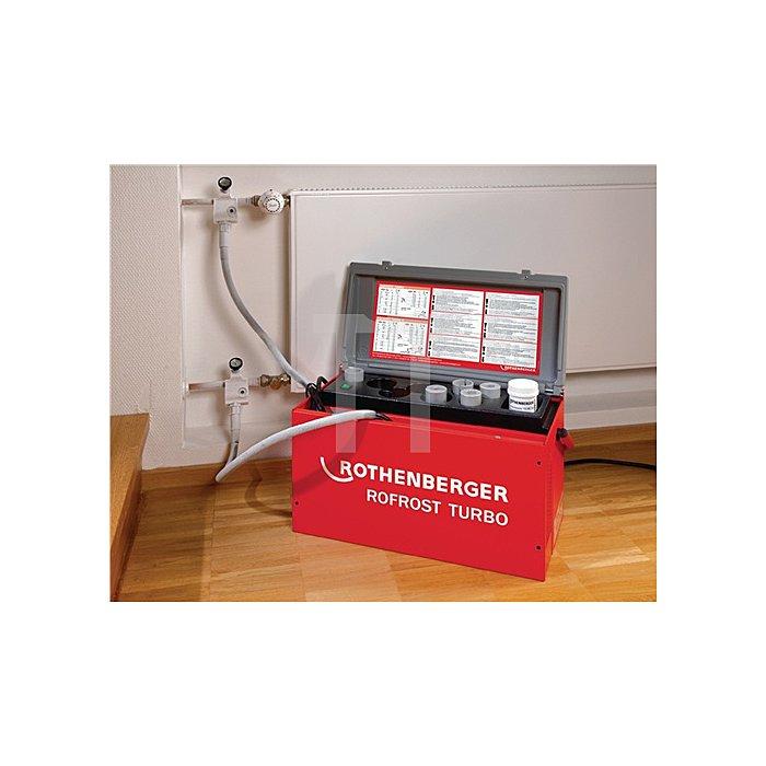 Einfriergerät 2Zoll 230V Umweltfreundl. FCKW-frei