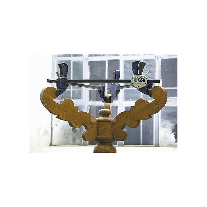 Einhandzwinge Spann-W.455mm Ausladung 95mm IRWIN Spann./Spreizen