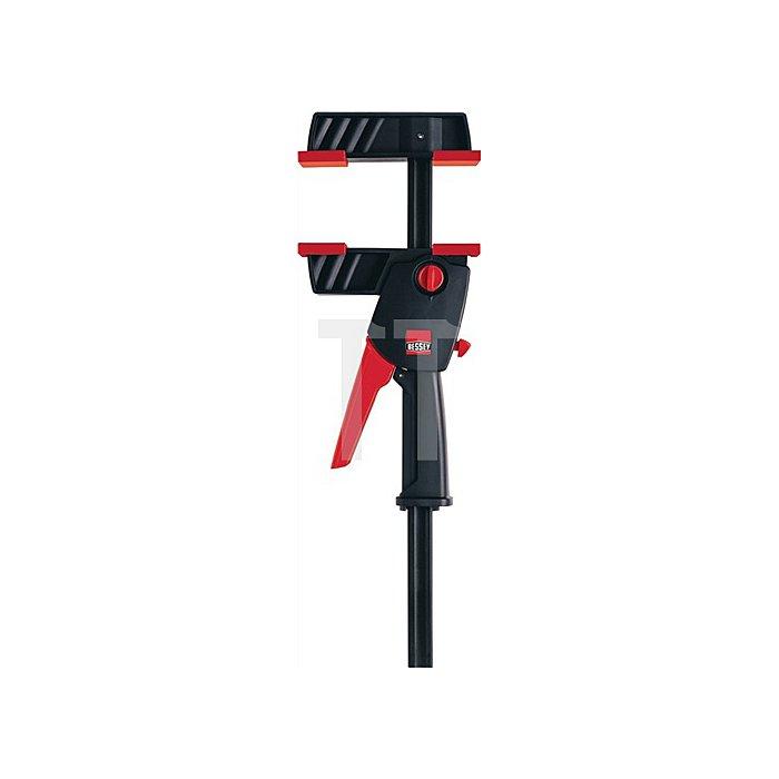Einhandzwinge z.Spannen/Spreizen Spann-W.max 300mm Ausladung 85mm