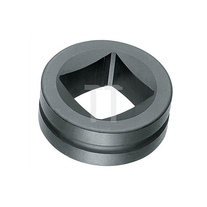Einsatzring für Freilaufknarren 4-kant 17mm
