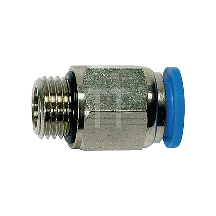 Einschraubsteckverbinder G3/8Zoll A Außen-D.10mm gerade