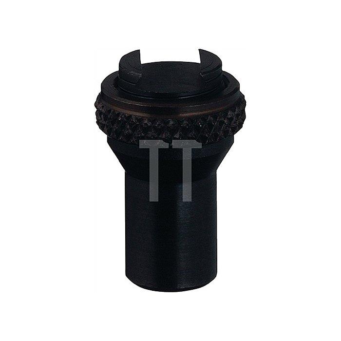 Einspannschaft Schaft-D.8mm f.Fühlhebelmessgerät