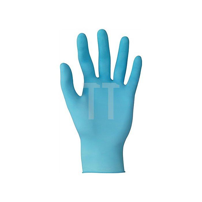 Einweghandschuh EN374 Kat.III TouchNTuff Nr.92-670 Gr. 8,5-9 Nitril puderfrei