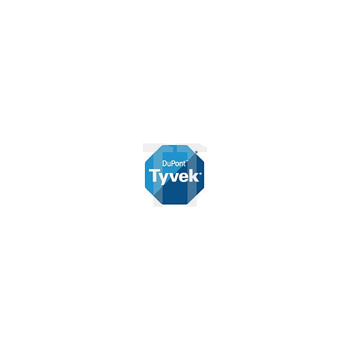 Einwegoverall Gr.XL weiss Tyvek Classic Plus, Kat. III, Typ 4, 5,