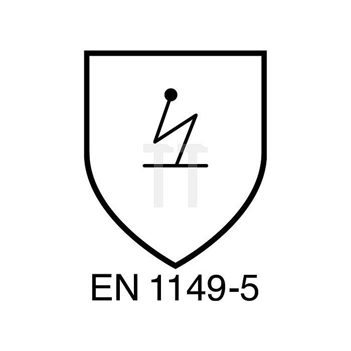 Einwegoverall Gr.XL weiss Tyvek Classic Xpert, Kat. III, Typ 5, 6