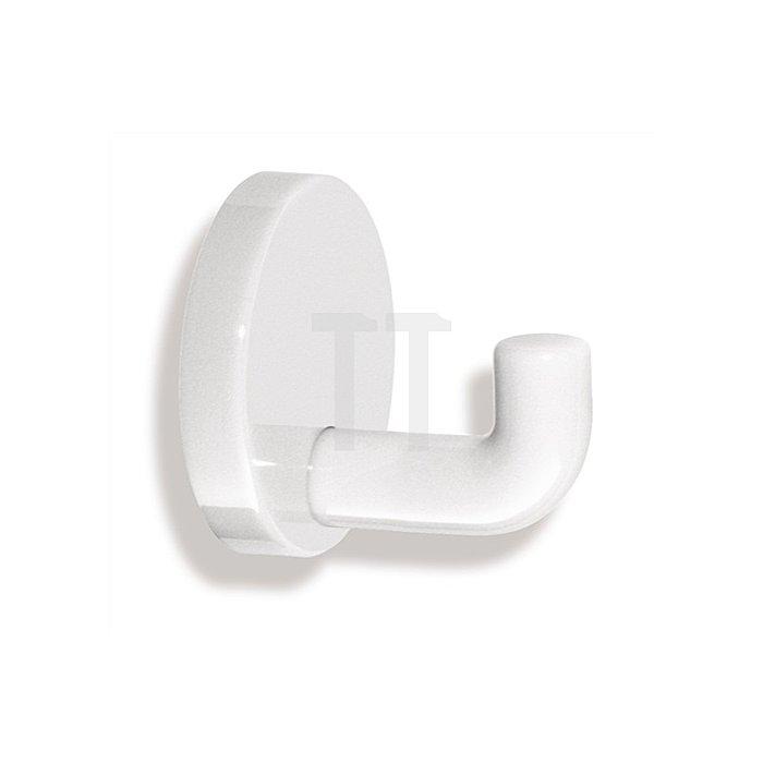 Einzelhaken 477.90.010 92 Polyamid Durchmesser 50mm anthrazitgrau