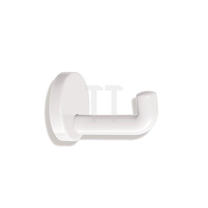 Einzelhaken 477.90.030 95 Polyamid Durchmesser 70mm felsgrau