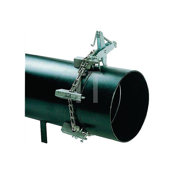 Einzelkettenspanner mittelschwer Bereich 8-24 Zoll