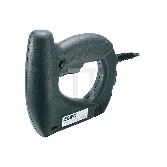 Elektrotacker E-Tac Klammern Typ 140 / 6-14mm / Nägel Typ 8 / 15mm