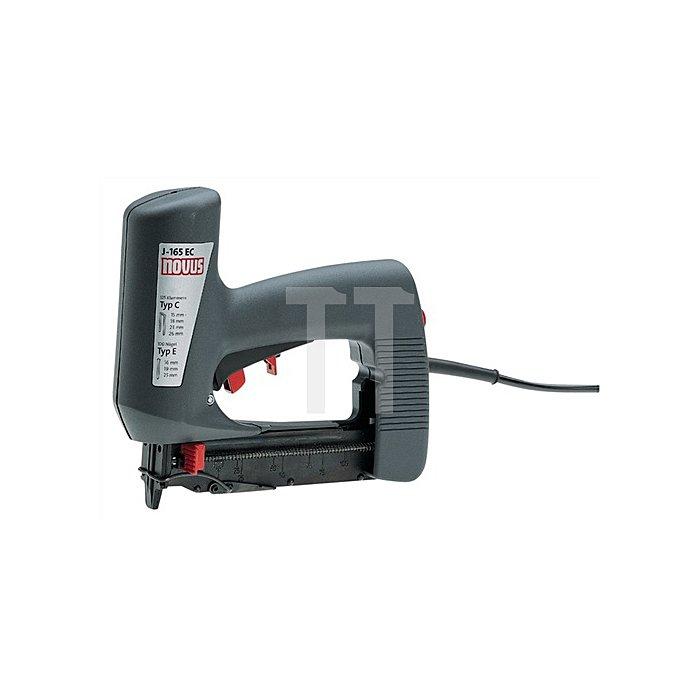 Elektrotacker J-165 EC f.4/15-26mm f.J/16-25mm NOVUS 230/50 V/Hz
