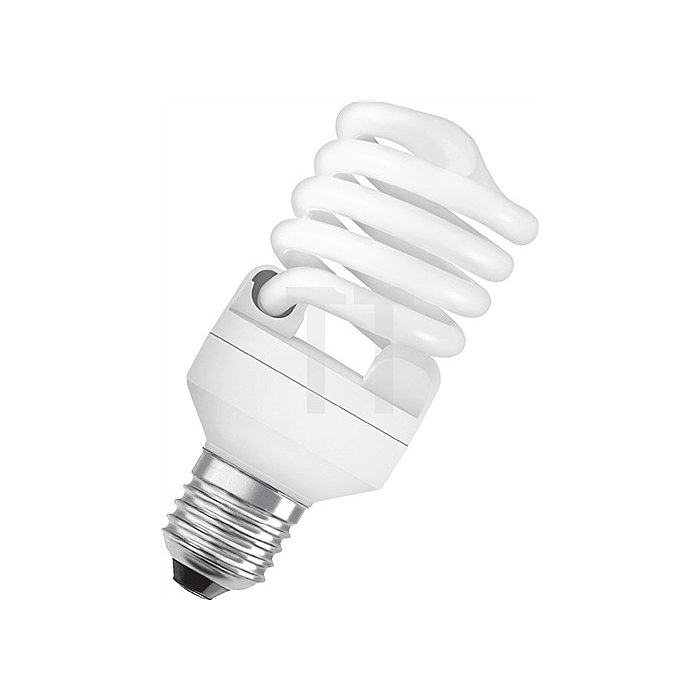 Energiesparlampe 23W E27 Lichtstr.1520Lm warm weiss Twist L.135mm 6000h Energy A