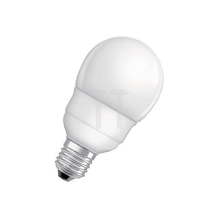 Energiesparlampe Dulux 18W E27 EL Economy Classic OSRAM D.65mm