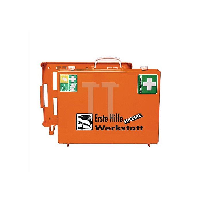 Erste-Hilfe-Koffer Beruf/Werkstatt SÖHNGEN DIN13157 plus Erw. 400x300x150mm