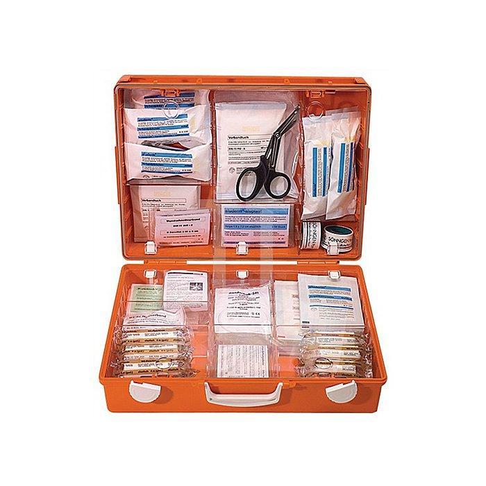Erste-Hilfe-Koffer gr. DIN13169 SÖHNGEN 400x300x150mm ABS schlagfest