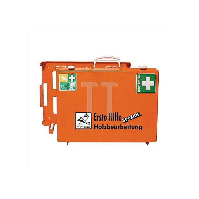 Erste-Hilfe-Koffer Holzbearb. SÖHNGEN DIN13157 plus Erw. 400x300x150mm