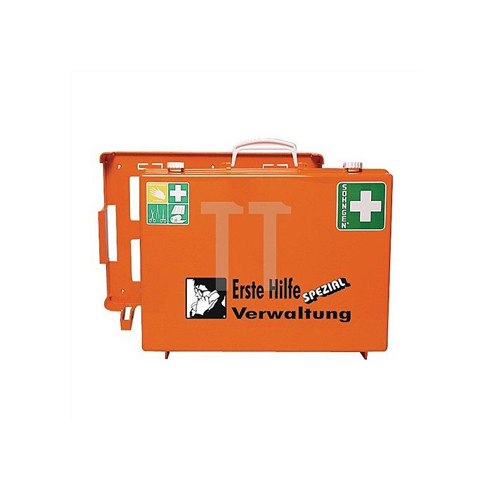 Erste-Hilfe-Koffer Verwaltung SÖHNGEN DIN13157 plus Erw. 400x300x150mm