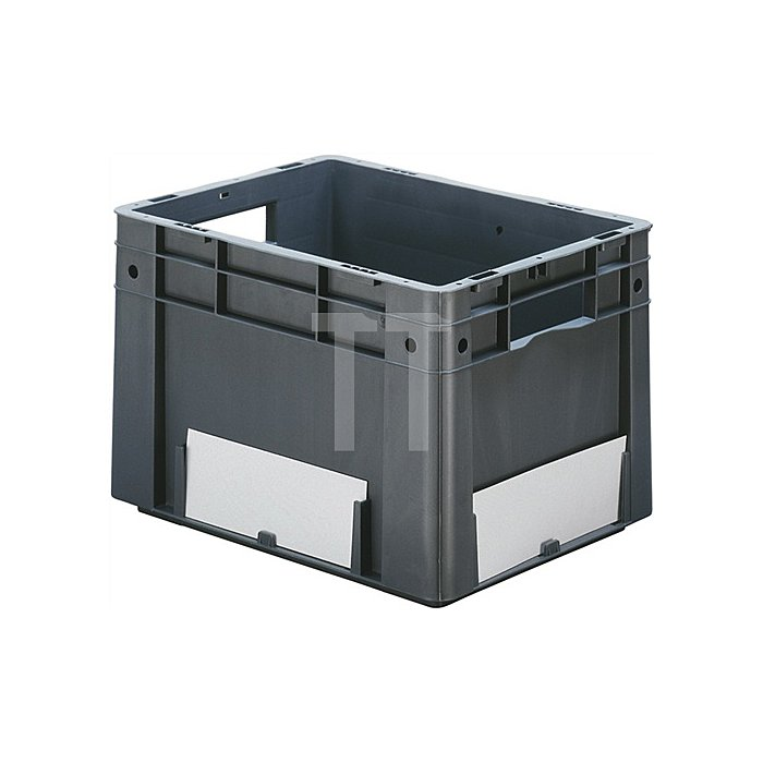 Etiketten weiss B.210xH.75mm 50St./Btl. LAKAPE f.Katen-H.420mm